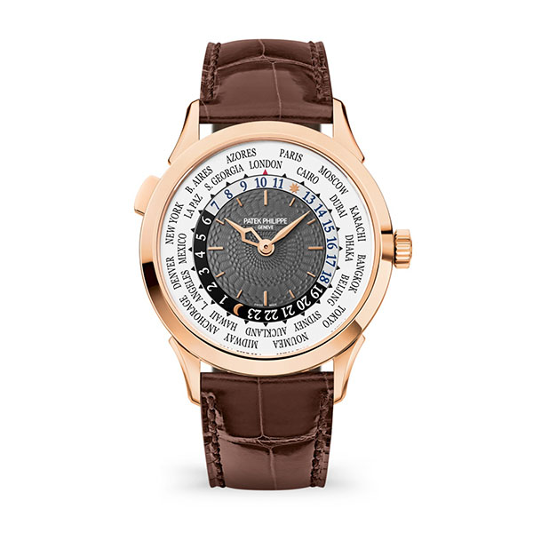 Patek Philippe Pre-Owned World Time Complications 5230R-001 Watch