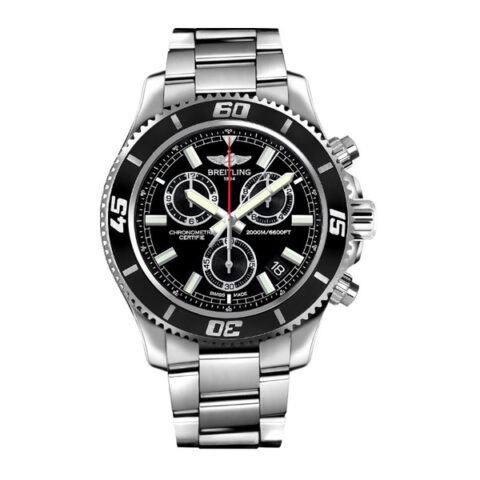 Breitling Pre-owned Superocean Chronograph M2000 Men's Watch