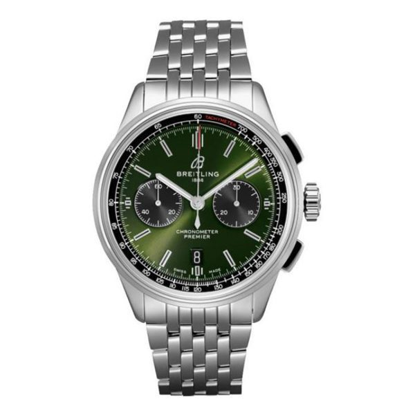 Breitling Pre-owned Premier B01 Chronograph 42 Bentley