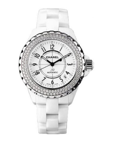 Chanel J12 Automatic 38mm Ladies Watch