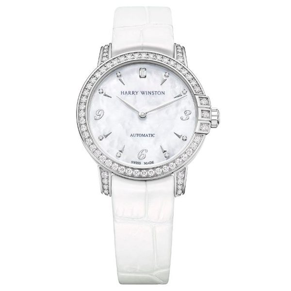 Harry Winston Pre-owned Midnight Automatic 29mm