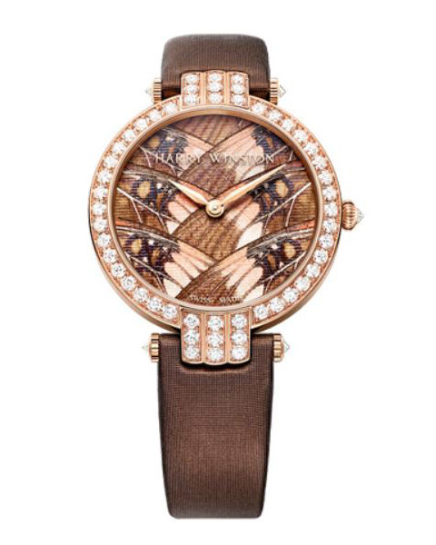 Harry Winston Pre-owned Premier Precious Butterfly Automatic 36mm Ladies Watch