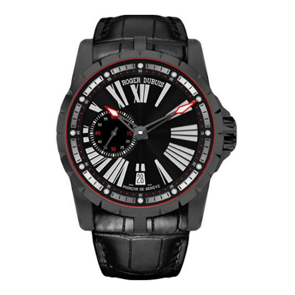 Roger Dubuis Excalibur 45 Automatic With Date and Micro-Rotor Watch