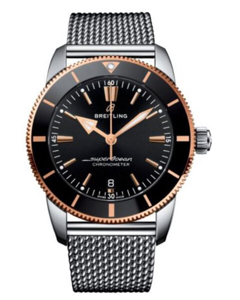 Breitling Pre-owned Superocean Héritage II B20 44 Automatic Heritage