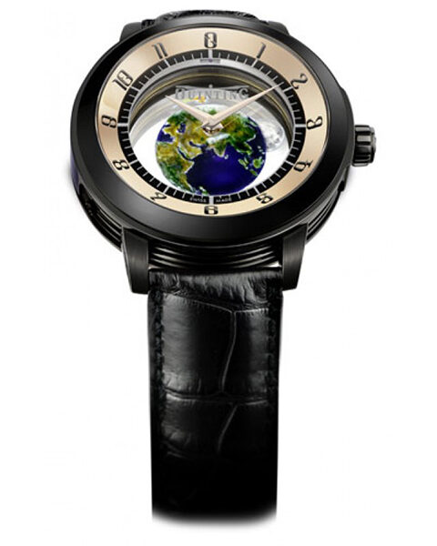 """Quinting Art Collection """"The Moonlight"""" Limited Edition Men's Watch"""