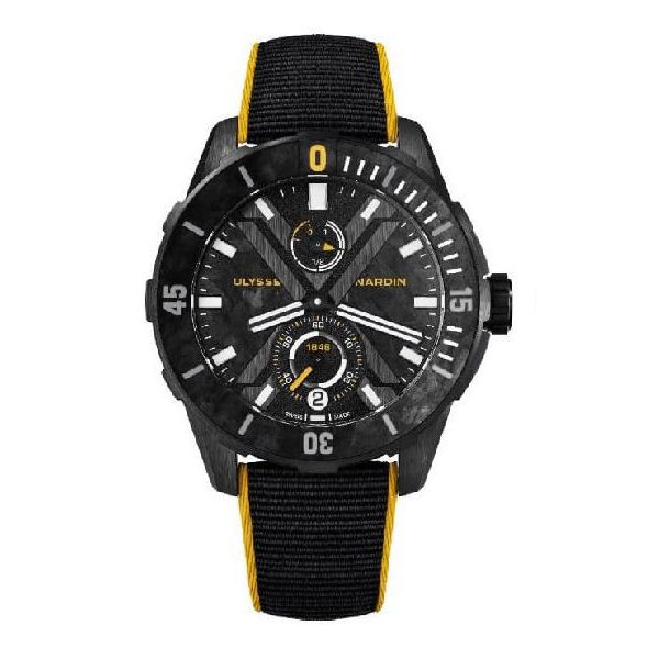 Ulysse Nardin Pre-owned Diver X Cape Horn Limited to 300 Pcs