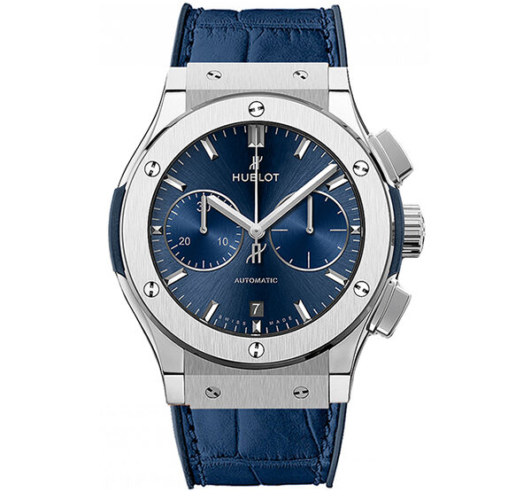 Hublot Pre-owned Classic Fusion Chronograph 45mm Men's Watch