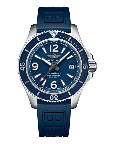 Breitling Pre-owned Superocean Automatic 42 Men's Watch