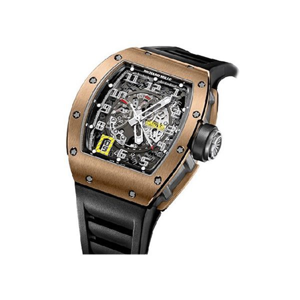 Richard Mille Pre-owned Rm 030 Automatic Rose Gold