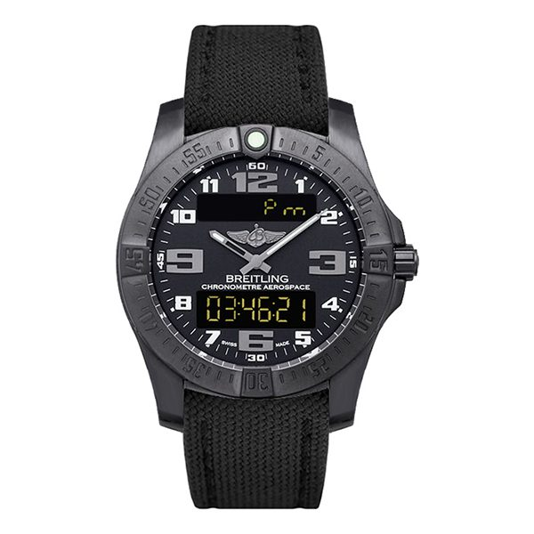 Breitling Pre-owned Professional Aerospace Evo Men's Watch