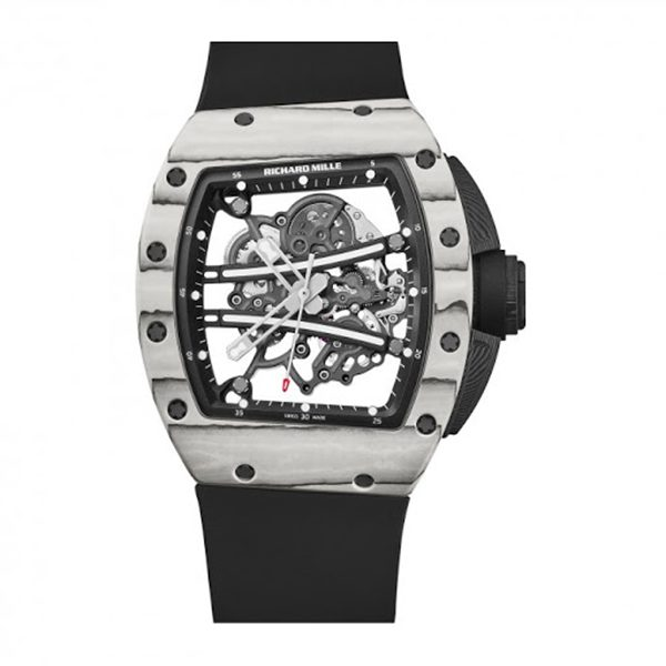 Richard Mille Pre-owned RM 61-01 Ultimate Edition Yohan Blake Men's Watch