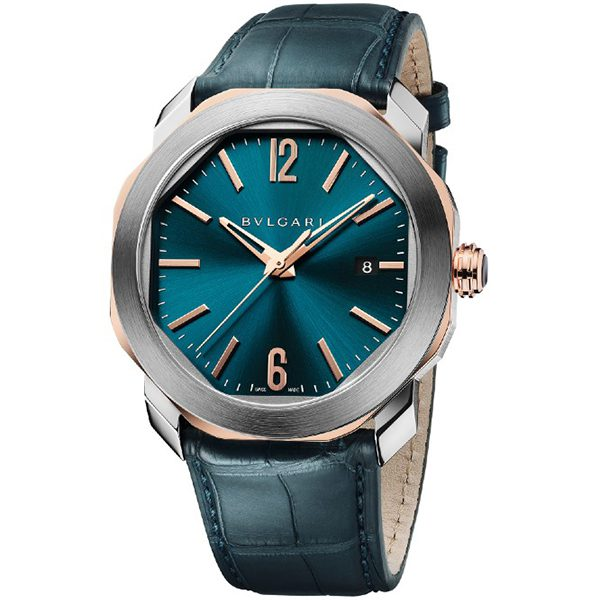 Bvlgari Pre-owned Octo Roma 41mm Men's Watch