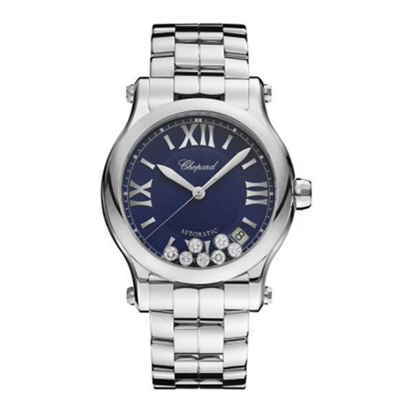 Chopard Pre-owned Happy Sport Automatic 36mm Ladies' Watch
