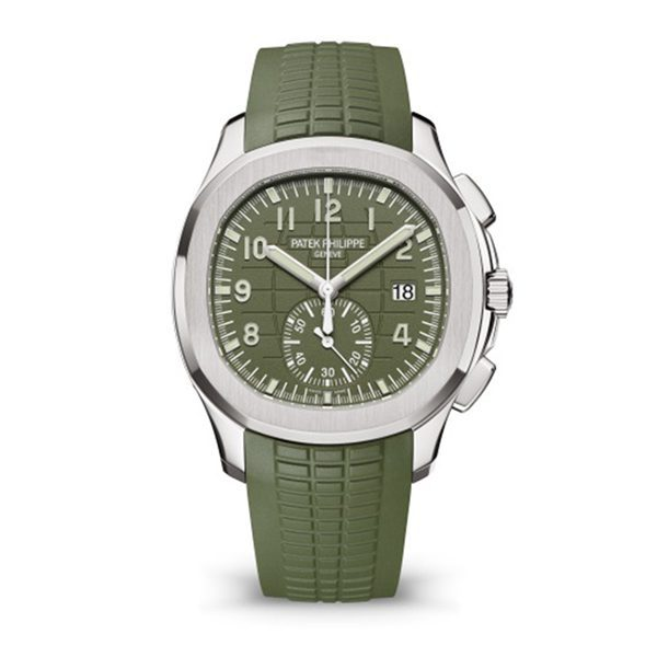 Patek Philippe Pre-owned Aquanaut Flyback Chronograph Men's Watch