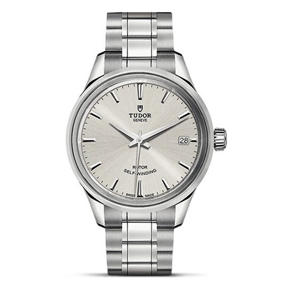 Tudor Pre-owned Style Silver Dial Men's Watch