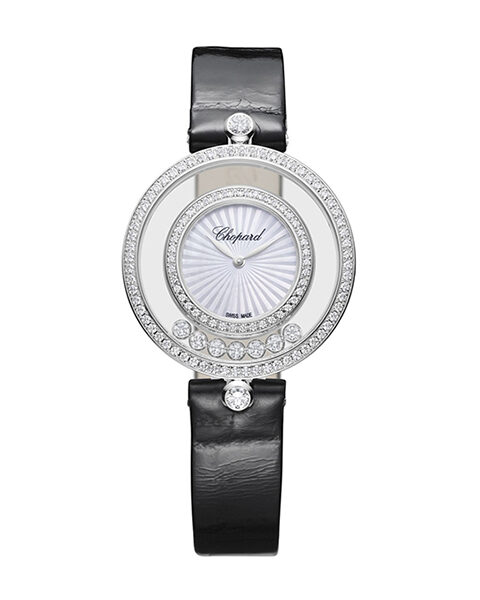 Chopard Pre-owned Happy Diamonds Icons Ladies' Watch