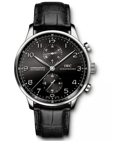 IWC Pre- Owned Portuguese Automatic Chronograph Men's Watch